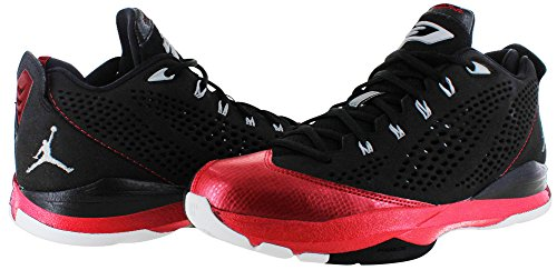 Black Jordan Shoes VII Nike 12 Mens CP3 Red Basketball Size gtq6cwOxd