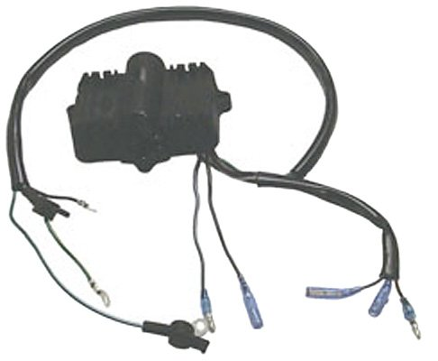 Sierra International 18-5778 Marine Switch Box for Mercury/Mariner Outboard (Mariner Switch Boxes)