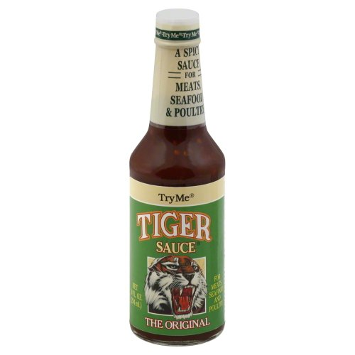 - Try Me Tiger Sauce 10 OZ (Pack of 3)
