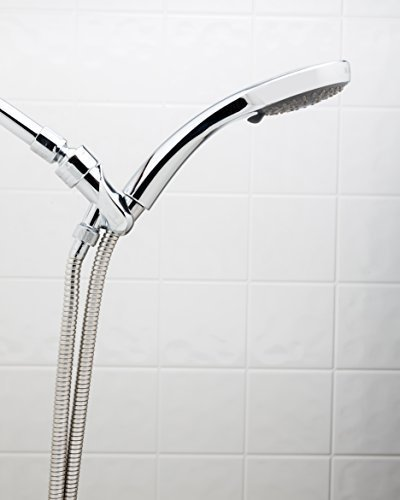 """Fire Hydrant Spa Plaza Deluxe Spa Carmel Handheld Shower Head with 78"""" Hose"""