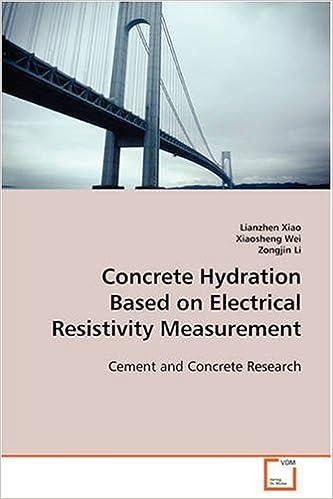 Ebooks pdf tekst download Concrete Hydration Based on Electrical Resistivity Measurement PDF iBook PDB