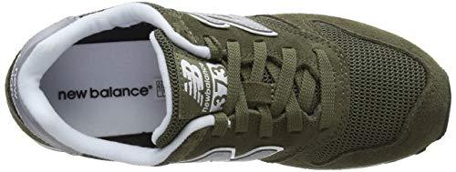 Ml373 olive Uomo New Verde Balance d Sneaker SqWWnpH6