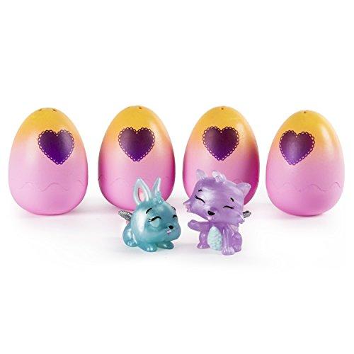 Hatchimals CollEGGtibles Basket with 6 Hatchimals CollEGGtibles, Ages 5 & Up