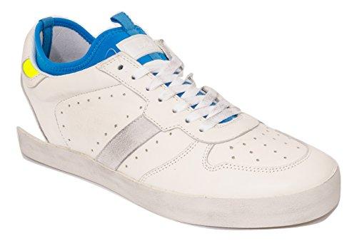 Date Uomo Court Tennis White Bluette