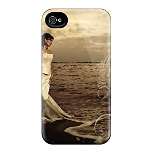 Cute High Quality Iphone 4/4s Waiting In Love Case