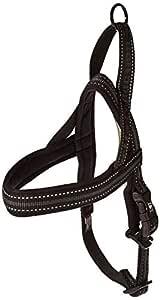 Hurtta Pro acolchado arnés para perro negro: Amazon.es: Productos ...