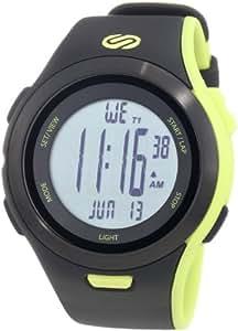 Soleus Men's SR010-052 Ultra Sole Digital Display Quartz Green Watch