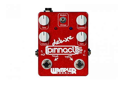 Wampler Pedals Pinnacle Deluxe Distortion Brand New!