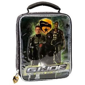 G.I. Joe The Rise of Cobra Lunchbox Lunch Bag