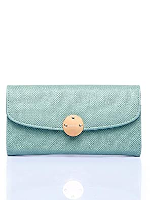 Caprese Cherry Women's Wallet (Green)