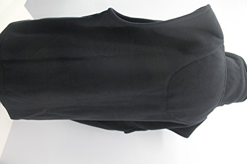 Pen Duick Fleece – Weste Softy W-20320 - XL - Schwarz