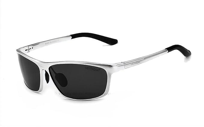 VEITHDIA polarizadas gafas de sol deportivas 100% UV400 protección gafas de sol gafas accesorios para