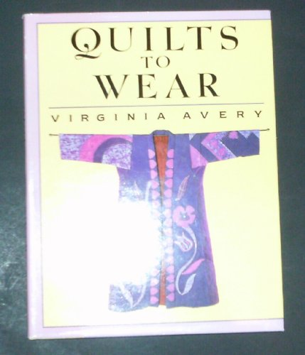 Avery Quilt - Quilts to Wear