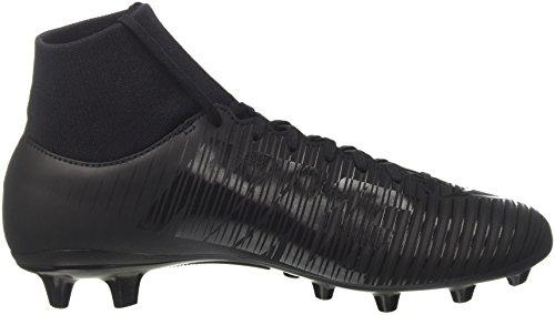 Nike Herren Mercurial Victory VI DF Agpro Fußballschuhe Schwarz (Black Black 001)