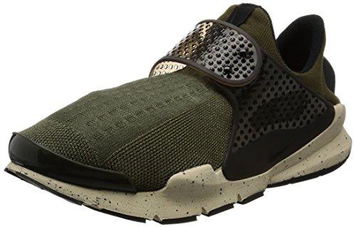 total Running Entrainement Crimson Khaki Cargo Marrón Homme Dart de Chaussures Marrón Nike Black Sock rattan w6OqSOI