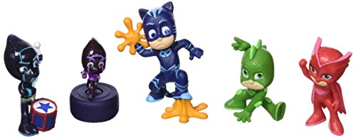 PJMASKS Collectible Figures Set, 3