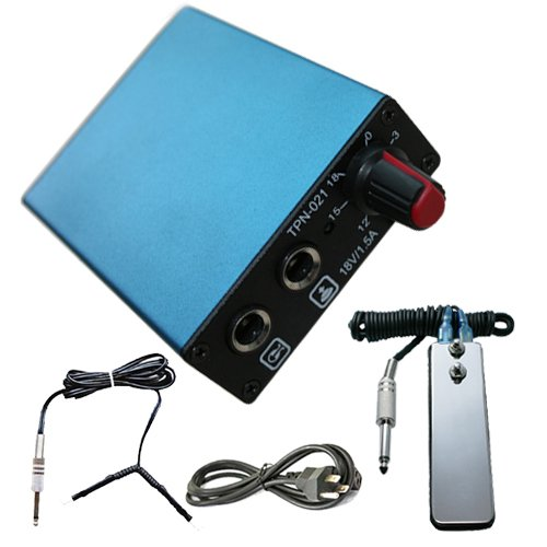 Professional Tattoo Power Supply Pedal product image