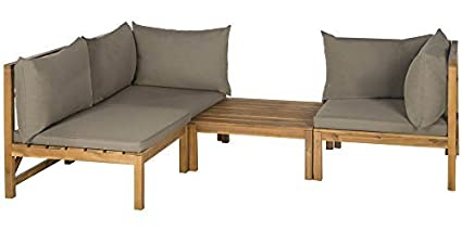 Amazon Com Safavieh Pat6713b Outdoor Collection Lynwood Outdoor