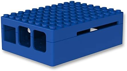 Building Block Black MULTICOMP Pi-Blox Enclosure Case for Raspberry Pi 3 //2B// B