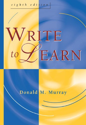 Bundle: Write to Learn (with InfoTrac), 8th + Merriam-Webster's Collegiate Dictionary, Casebound, 11th