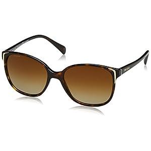 Prada Sunglasses - PR01OS / Frame: Havana Lens: Polar Brown Gradient