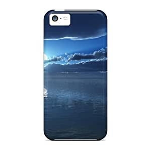 For Iphone Cases, High Quality Moon Time For Iphone 5c Covers Cases