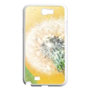 Dandelion Customized Cover Case for Samsung Galaxy Note 2 N7100,custom phone case ygtg514962