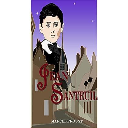 Jean Santeuil: Con nuevas notas de referencias, portada y prefacio