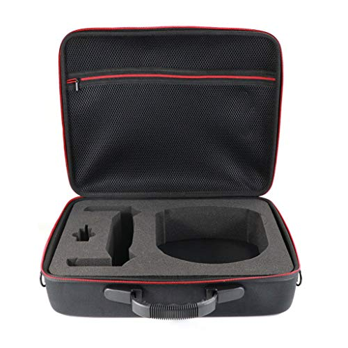 Price comparison product image AHAYAKU Travel Carrying Storage Case Protective Accessories for Oculus Quest VR Headset Black