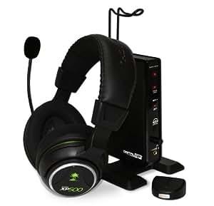 Xbox 360 Ear Force XP500 Programmable Wireless Headset