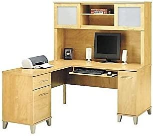 Bush Somerset 60 L-Shape Computer Desk