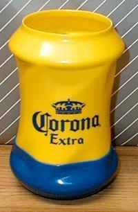 Corona Extra Bottle Huggies Yellow
