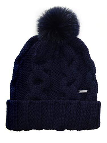 Cappello Hat Serenity Woolrich W's Blu Donna wUYxOq