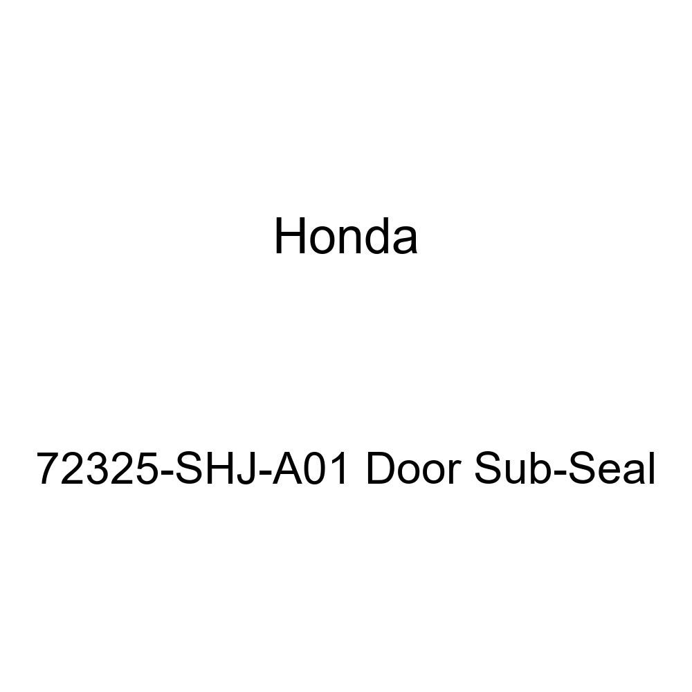 Genuine Honda 72325-SHJ-A01 Door Sub-Seal