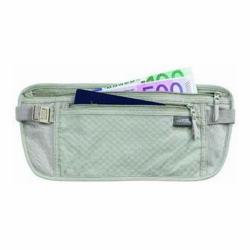 Deluxe Fanny Pack - Lewis N. Clark TravelDry Deluxe Waist Stash - 1232 - Keep Your Money Stashed Tight With This Awesome Fanny Pack!