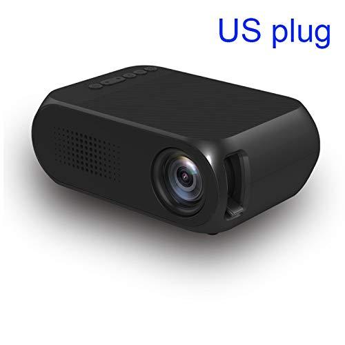Amazon.com: Salange YG320 Mini Portable LCD Projector Home ...
