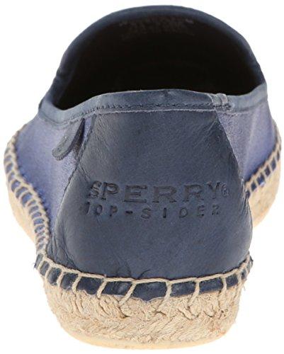 Sperry Top-sider Donna Coco Metallico Espadrillas Blu