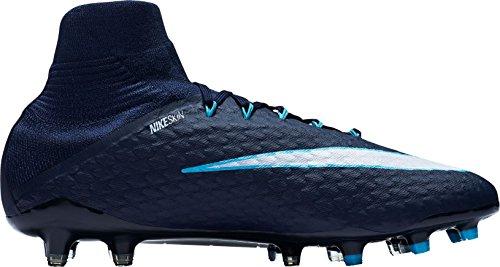 Marine Fit pour US III homme Hypervenom Nike Phatal Crampons Bleu Bleu dynamique Top x7SAnqHwnp