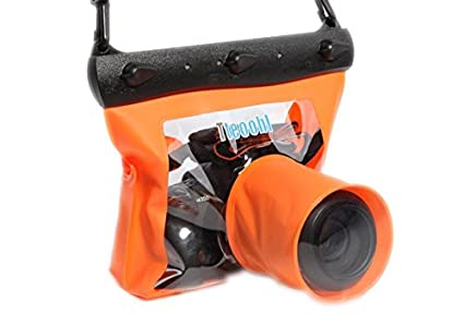 Shina - Funda para cámara réflex Digital réflex de 20 m para Canon ...