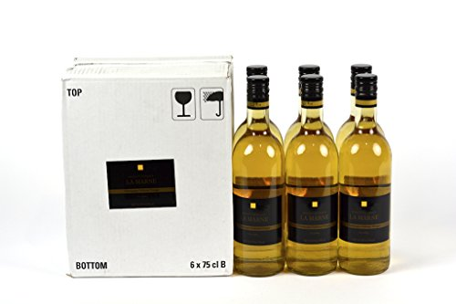 La Marne French Champagne Vinegar 75cl (25.4 fl oz) Case of 6 Units - Wholesale by La Marne