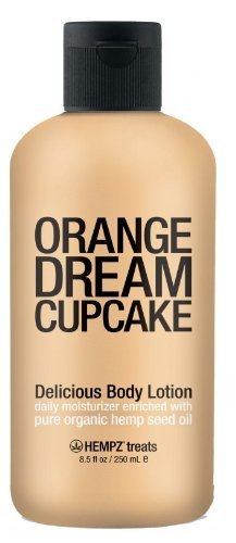 Hempz Orange Dream Cupcake Delicious Body Lotion 250ml by Hempz