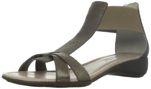 The Flexx Women's Band Together Dress Sandal, CANNA DI FUCILE SAFFIO, 7 M US by The FLEXX