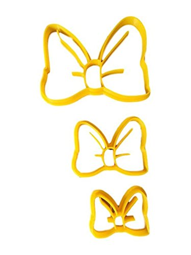 Cute Bow Cookie Cutter (1.5 Inch)]()