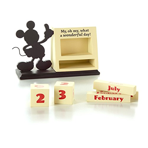 Hallmark Mickey Mouse Perpetual Calendar by Hallmark (Image #1)