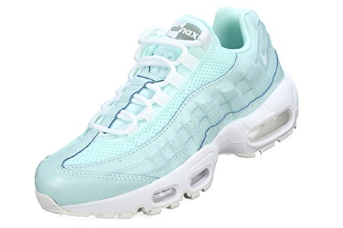 Clay White WMNS Igloo Green 300 Air Max Igloo Nike Women's 95 Trainers PRM Summit Green Pvq7Z5w