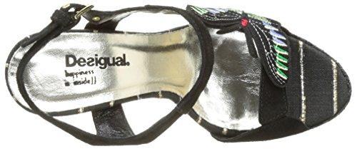 Desigual Damen Marylin Butterfly Pumps Schwarz (black 2000)