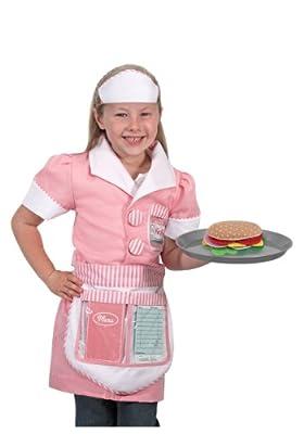 Waitress Role Play Set
