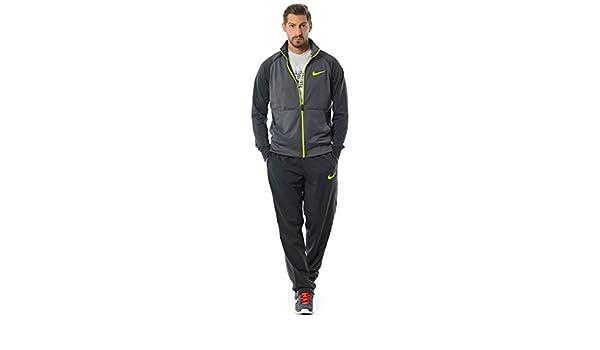 Nike Polywarp Raglan W Up Were - Chándal para hombre, color gris ...