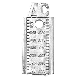 ACDelco GG14 Spark Plug Gap Gauge