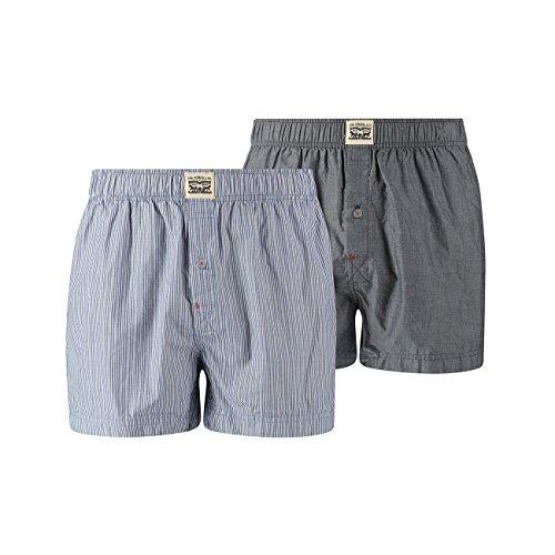 Blue 12 uomo Eris intessuti Pantalone boxer Jeans da Pantaloncini 599 Levis intimo TrqTvZ7